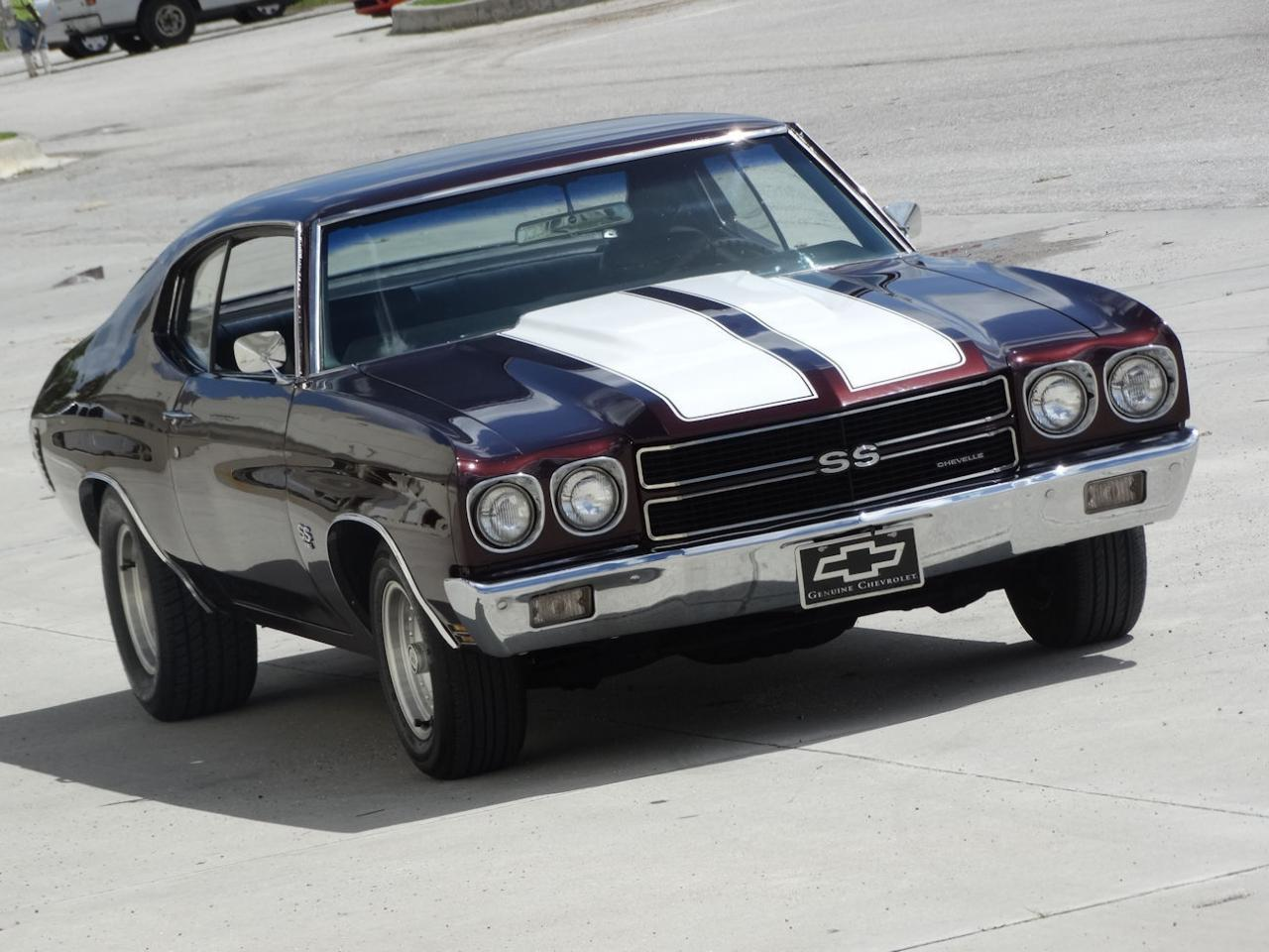 Large Picture of '70 Chevrolet Chevelle - LC3E