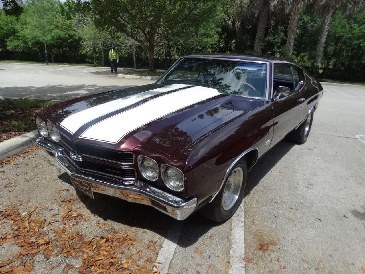 Large Picture of Classic '70 Chevrolet Chevelle located in Coral Springs Florida - $32,595.00 - LC3E