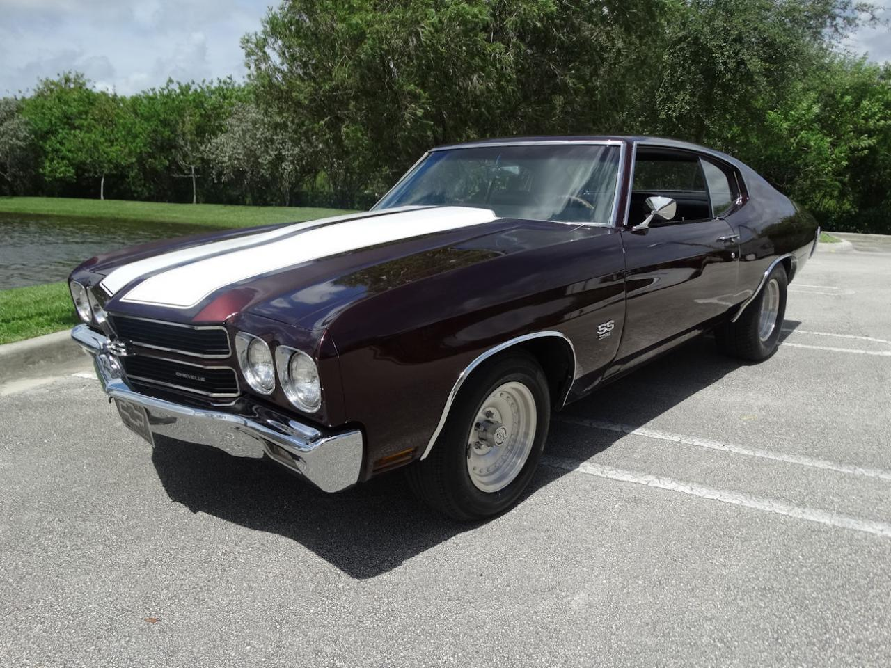 Large Picture of Classic 1970 Chevelle located in Coral Springs Florida - $32,595.00 Offered by Gateway Classic Cars - Fort Lauderdale - LC3E