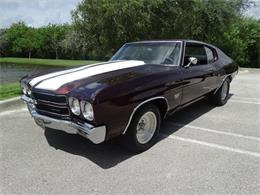 Picture of Classic 1970 Chevrolet Chevelle - $32,595.00 Offered by Gateway Classic Cars - Fort Lauderdale - LC3E