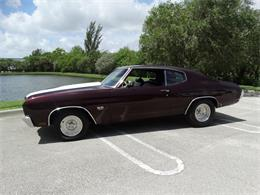 Picture of '70 Chevrolet Chevelle - $32,595.00 Offered by Gateway Classic Cars - Fort Lauderdale - LC3E