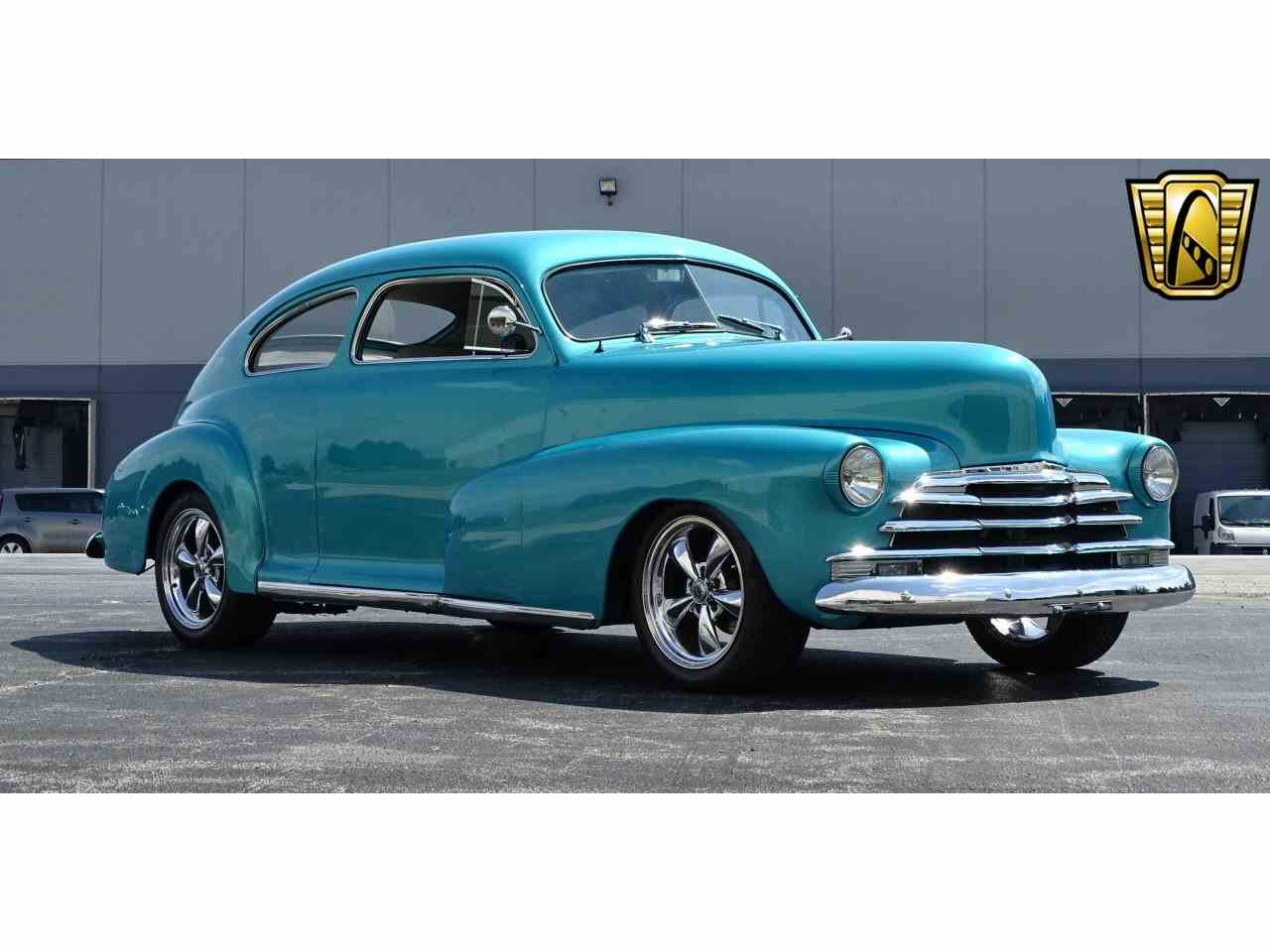 Large Picture of 1948 Fleetline located in Illinois Offered by Gateway Classic Cars - Chicago - LC3F