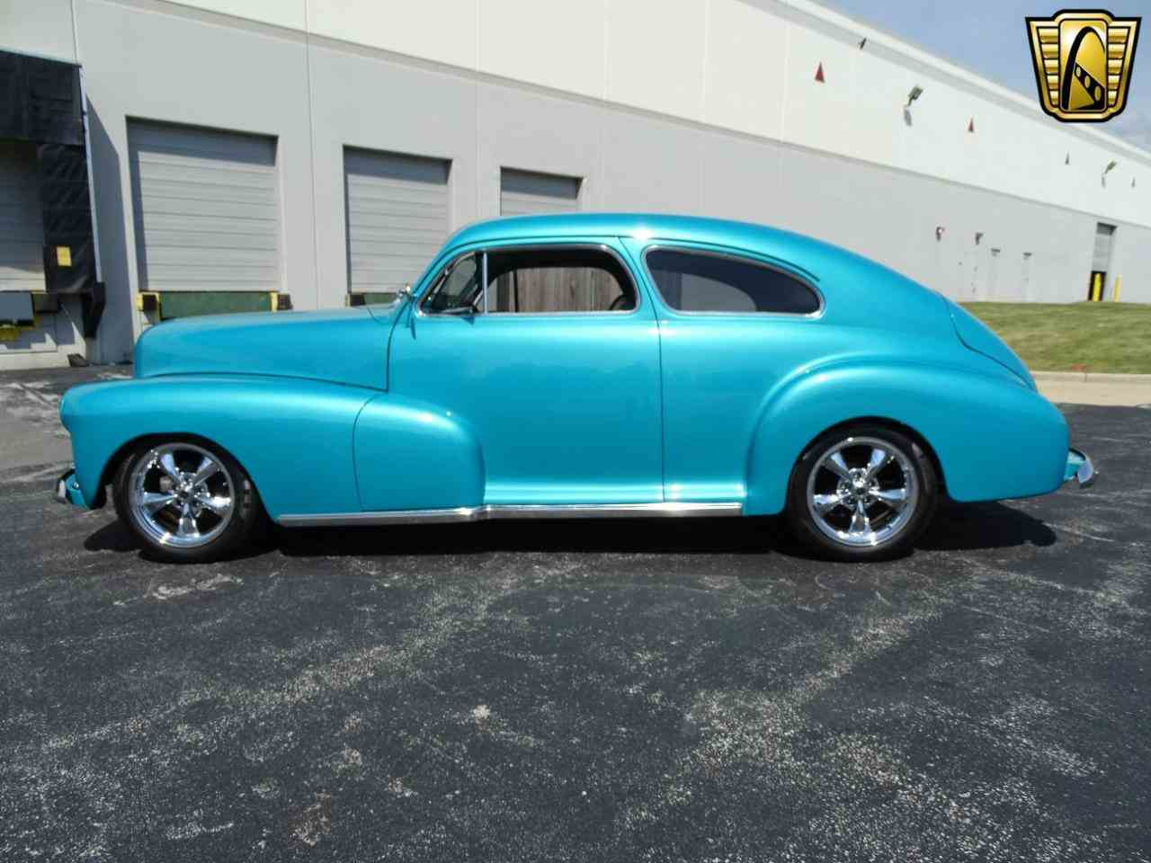 Large Picture of '48 Chevrolet Fleetline located in Illinois - $32,995.00 Offered by Gateway Classic Cars - Chicago - LC3F