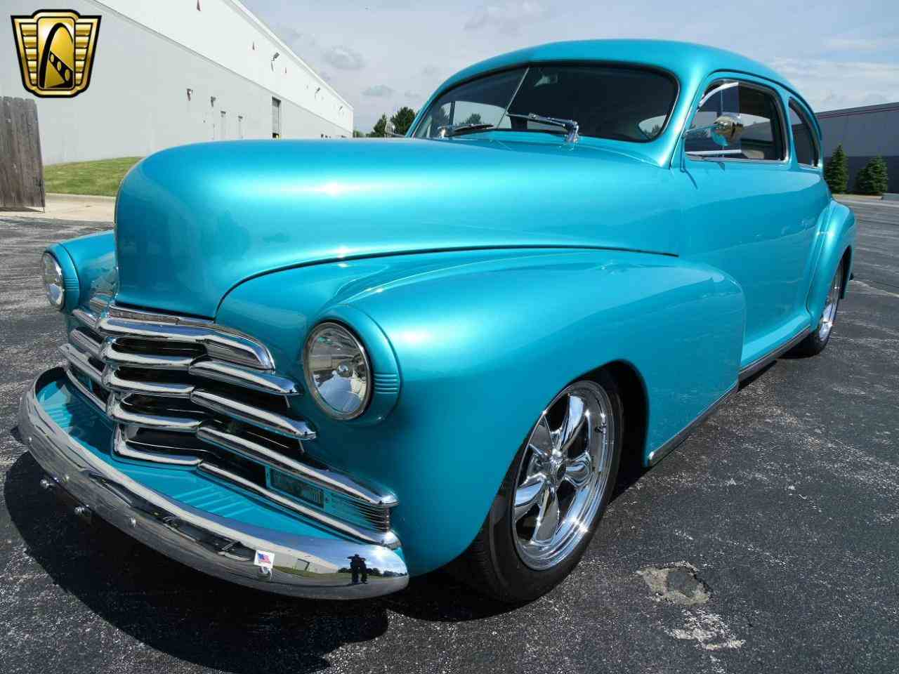 Large Picture of Classic '48 Fleetline Offered by Gateway Classic Cars - Chicago - LC3F