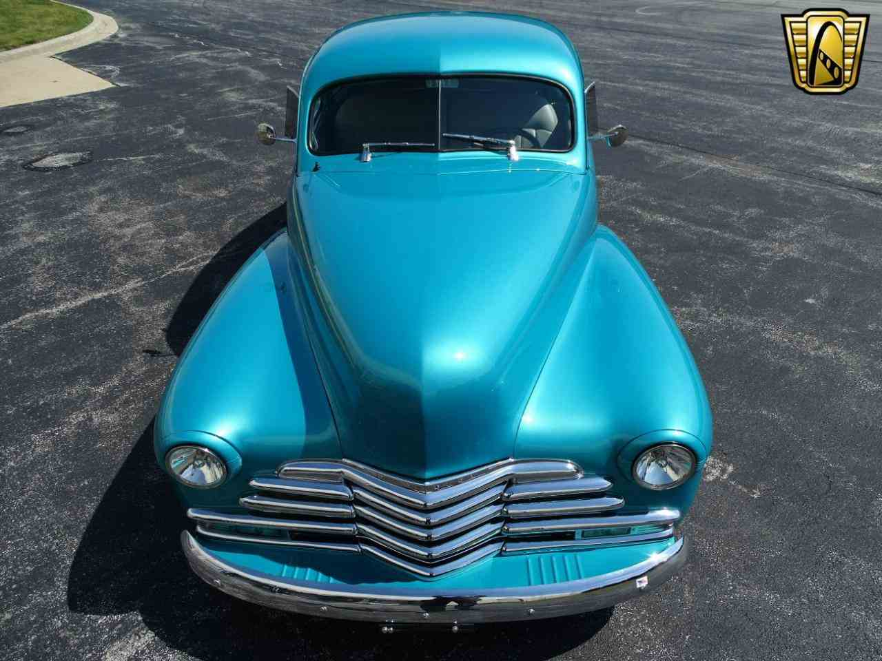 Large Picture of Classic '48 Chevrolet Fleetline located in Crete Illinois - $32,995.00 Offered by Gateway Classic Cars - Chicago - LC3F