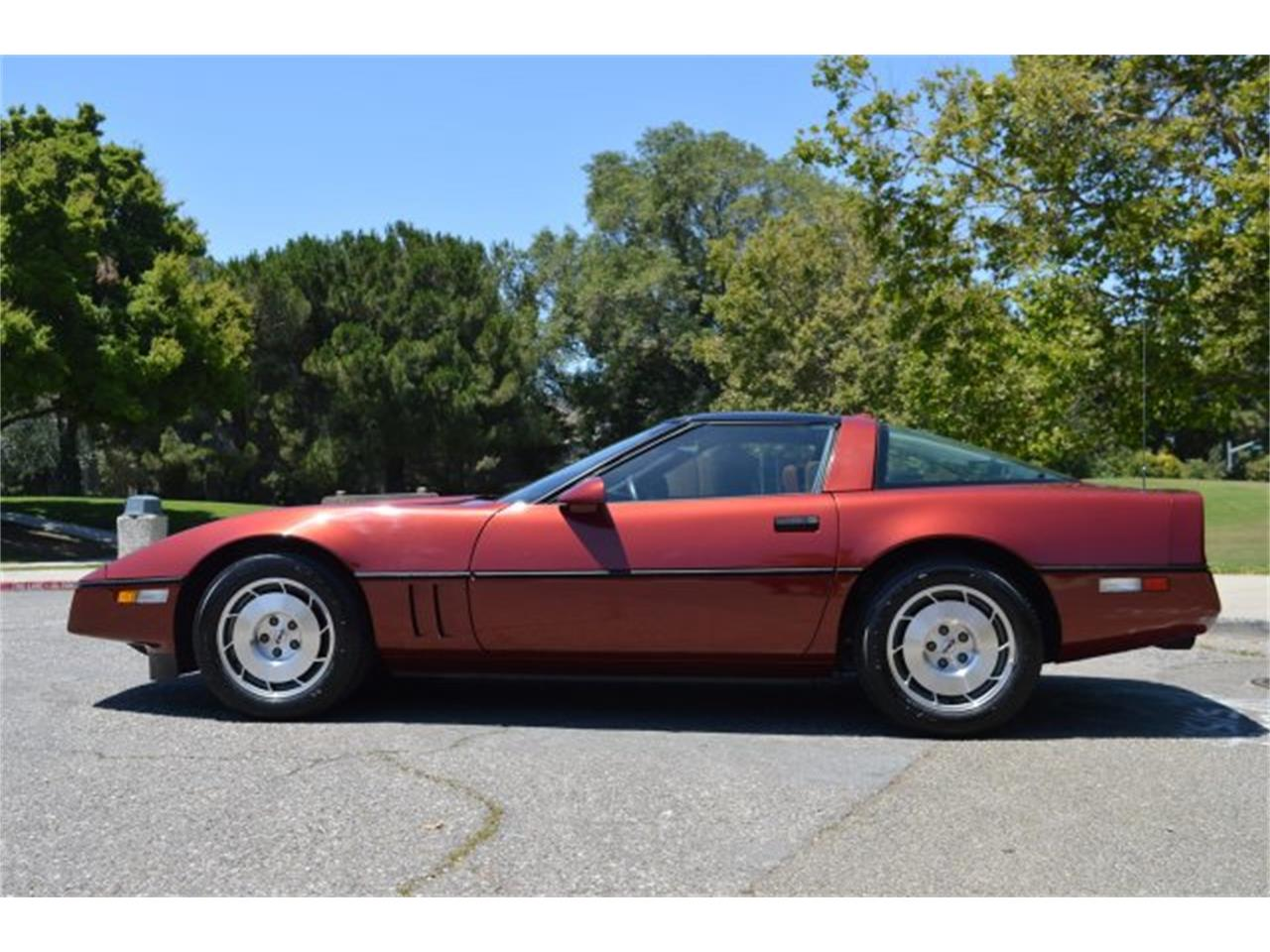 Large Picture of '86 Corvette - LC3K