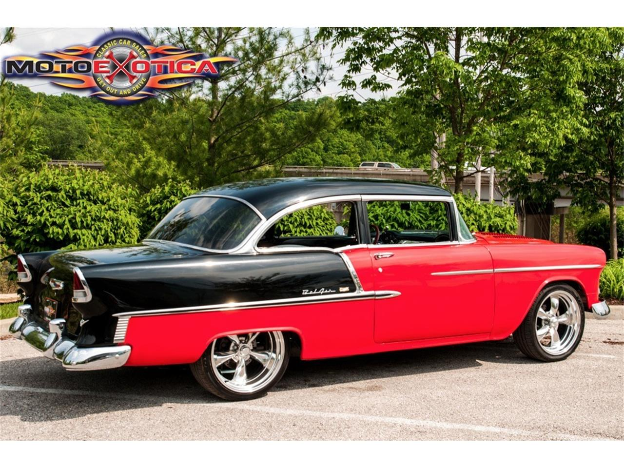 1955 Chevrolet Bel Air 2 Door Hardtop For Sale 1957 Chevy Large Picture Of 55 Lc3o