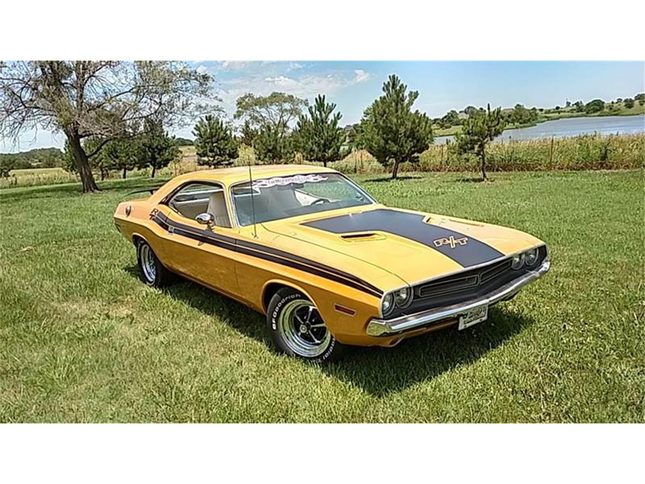 Large Picture of 1971 Challenger located in Kansas - LC3W