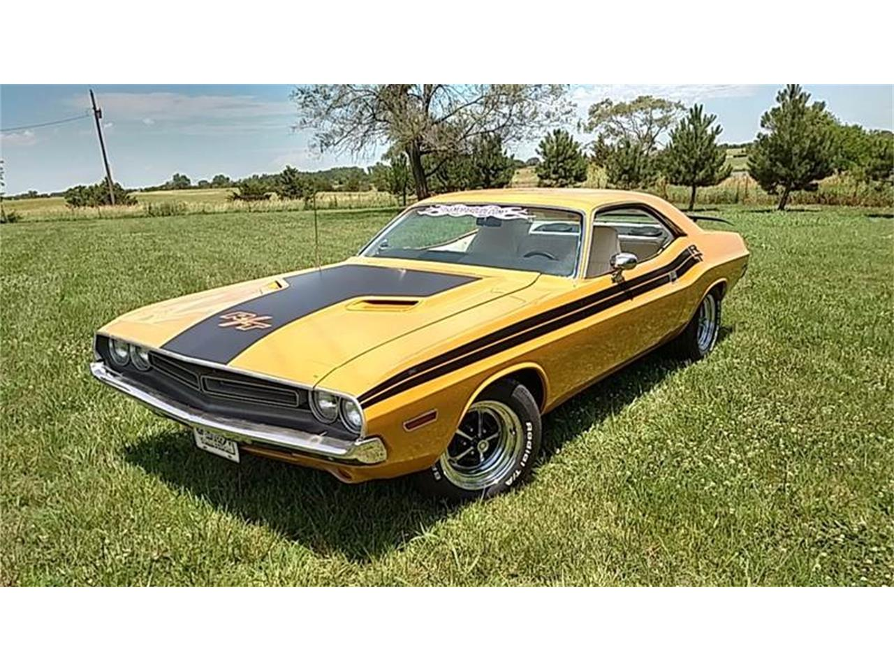 Large Picture of Classic 1971 Challenger located in Burlington Kansas - $32,500.00 - LC3W