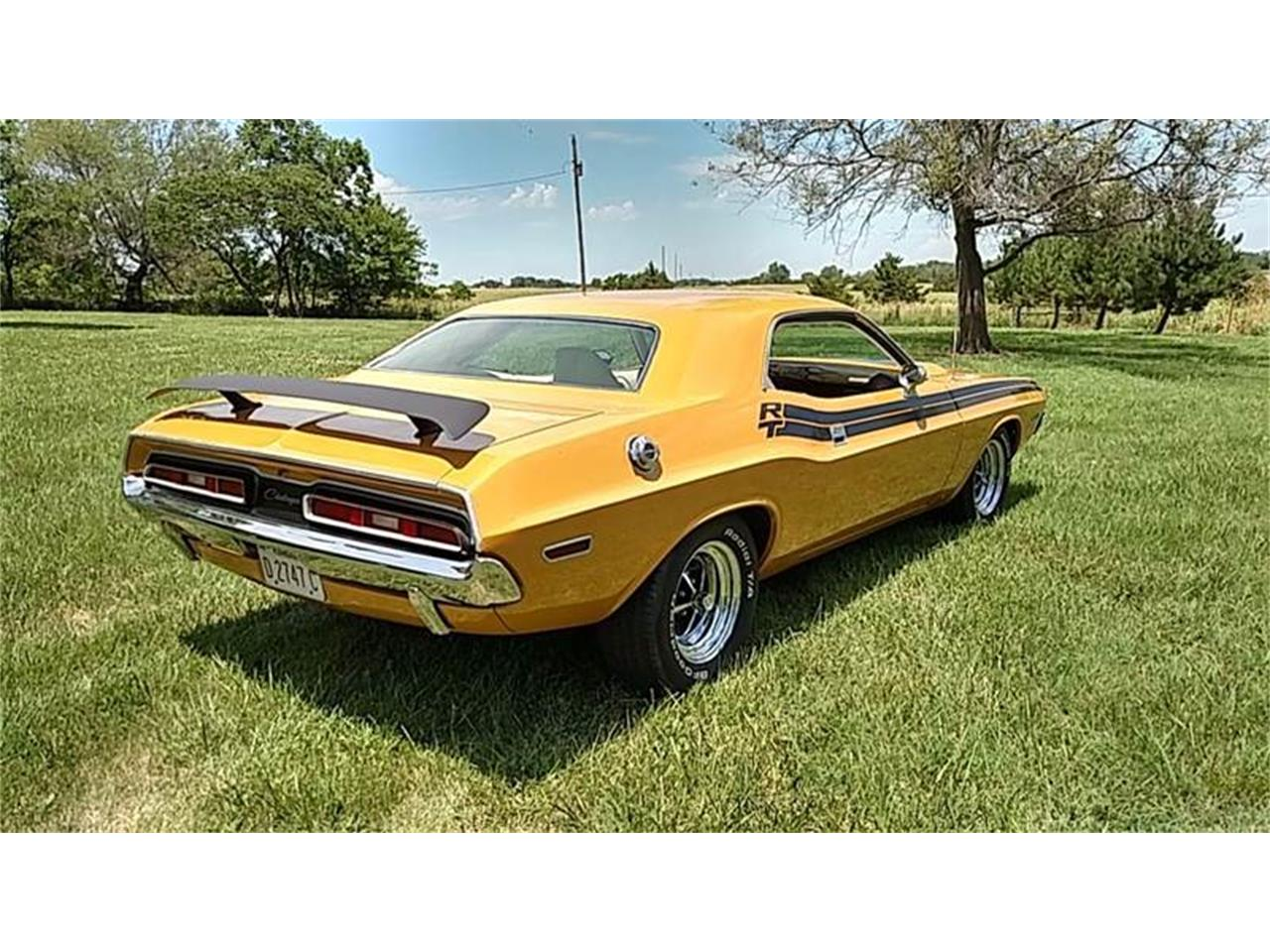 Large Picture of Classic '71 Challenger located in Burlington Kansas - LC3W