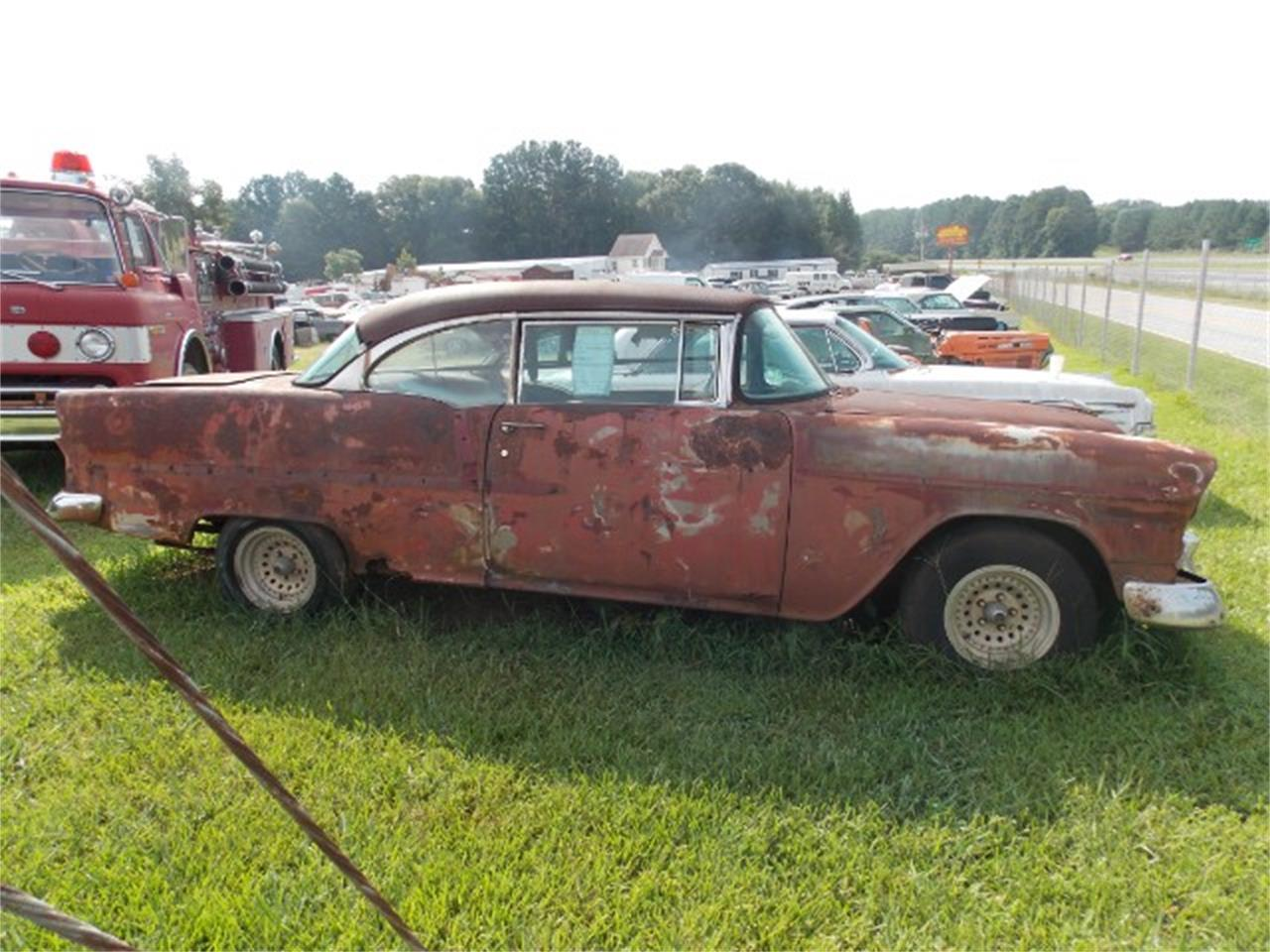 Large Picture of '55 Bel Air - $7,500.00 Offered by Classic Cars of South Carolina - LC41