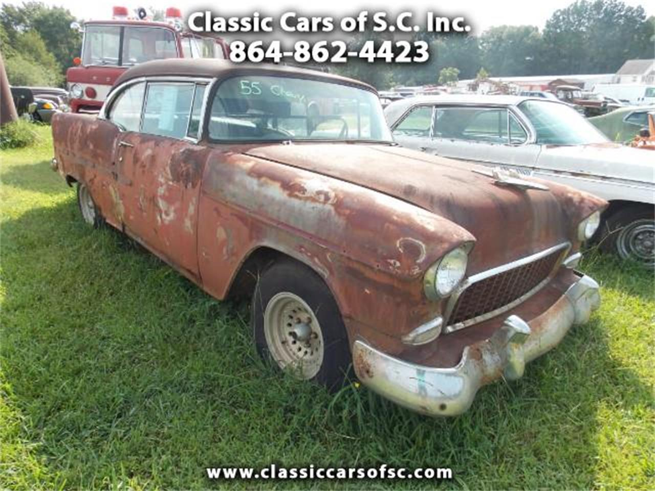 Large Picture of 1955 Chevrolet Bel Air Offered by Classic Cars of South Carolina - LC41