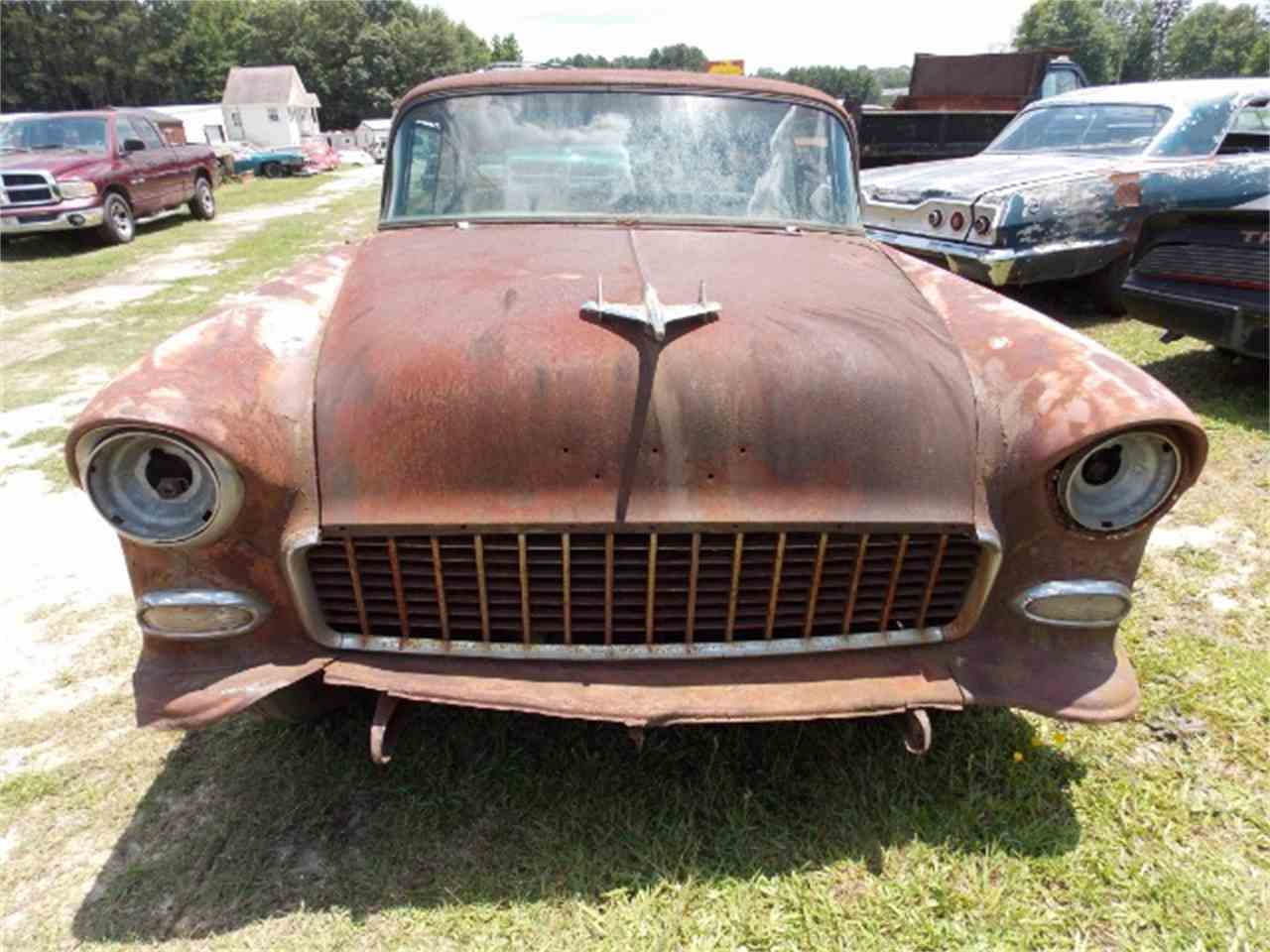 Large Picture of '55 Bel Air - LC41