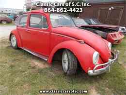 Picture of Classic '69 Volkswagen Beetle located in Gray Court South Carolina - LC46