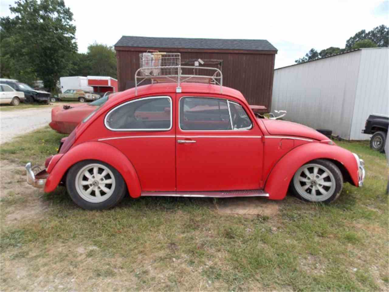 Large Picture of 1969 Volkswagen Beetle located in Gray Court South Carolina - LC46