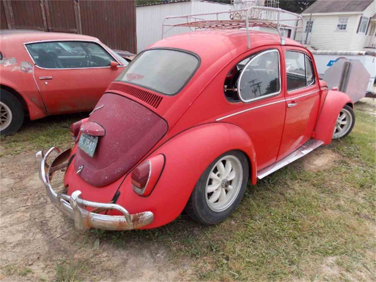 Large Picture of Classic '69 Beetle located in Gray Court South Carolina - LC46