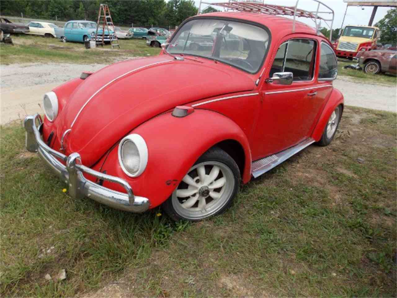 Large Picture of Classic 1969 Volkswagen Beetle located in South Carolina - $5,000.00 - LC46