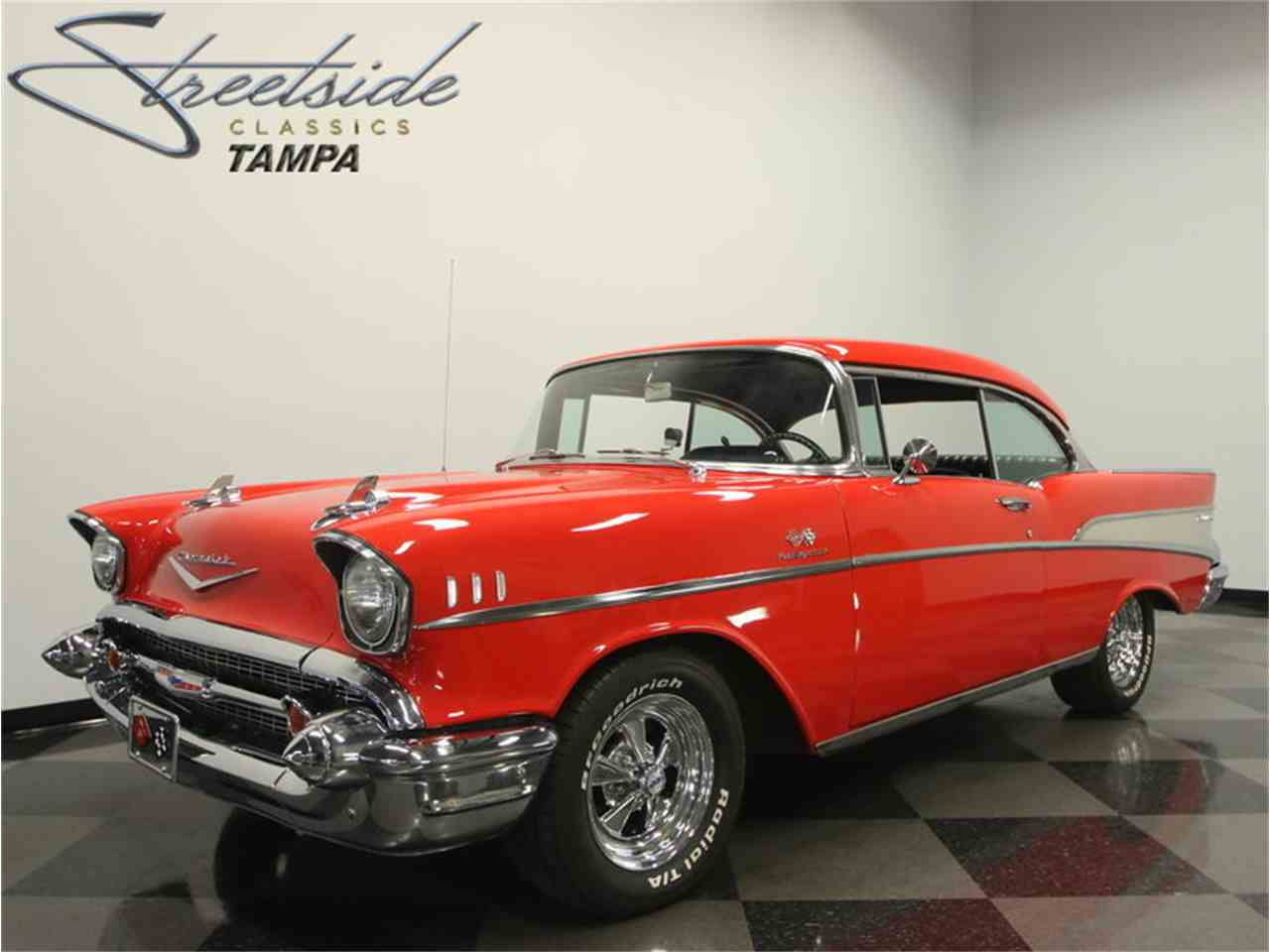 Large Picture of '57 Bel Air - $45,995.00 Offered by Streetside Classics - Tampa - LC4N