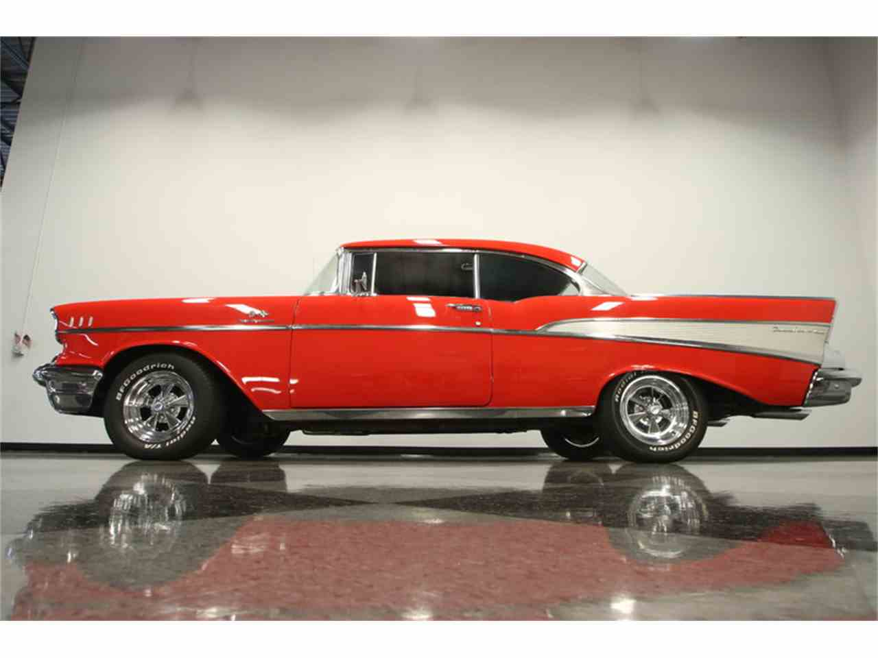 Large Picture of '57 Chevrolet Bel Air Offered by Streetside Classics - Tampa - LC4N