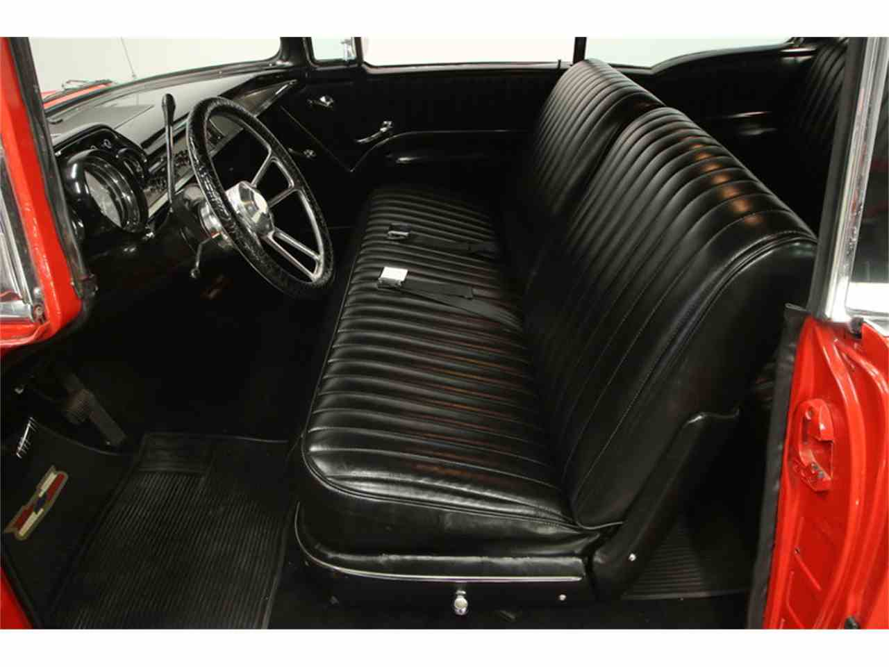 Large Picture of '57 Chevrolet Bel Air - $45,995.00 Offered by Streetside Classics - Tampa - LC4N