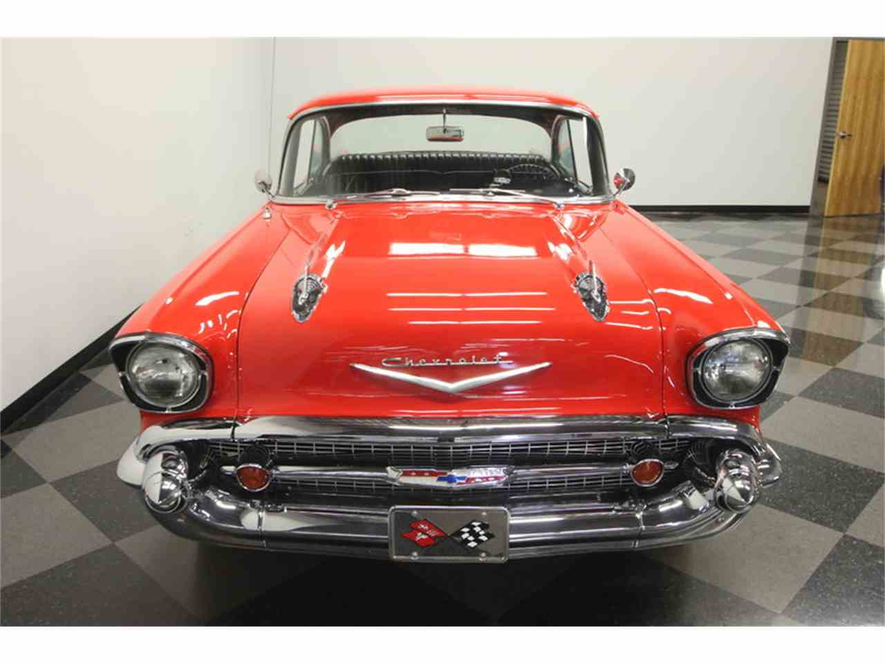 Large Picture of '57 Chevrolet Bel Air located in Florida Offered by Streetside Classics - Tampa - LC4N