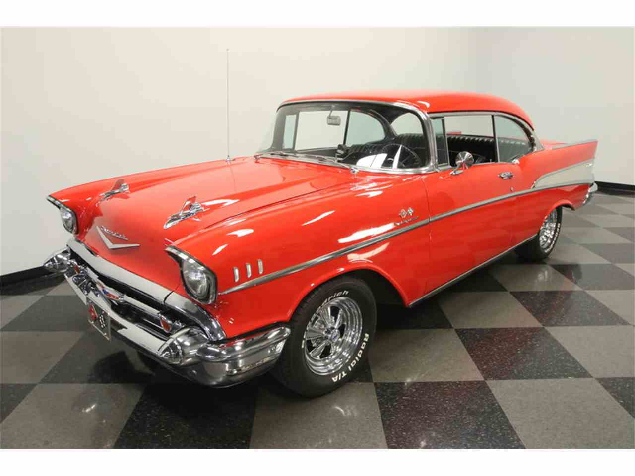 Large Picture of Classic 1957 Bel Air located in Lutz Florida - LC4N