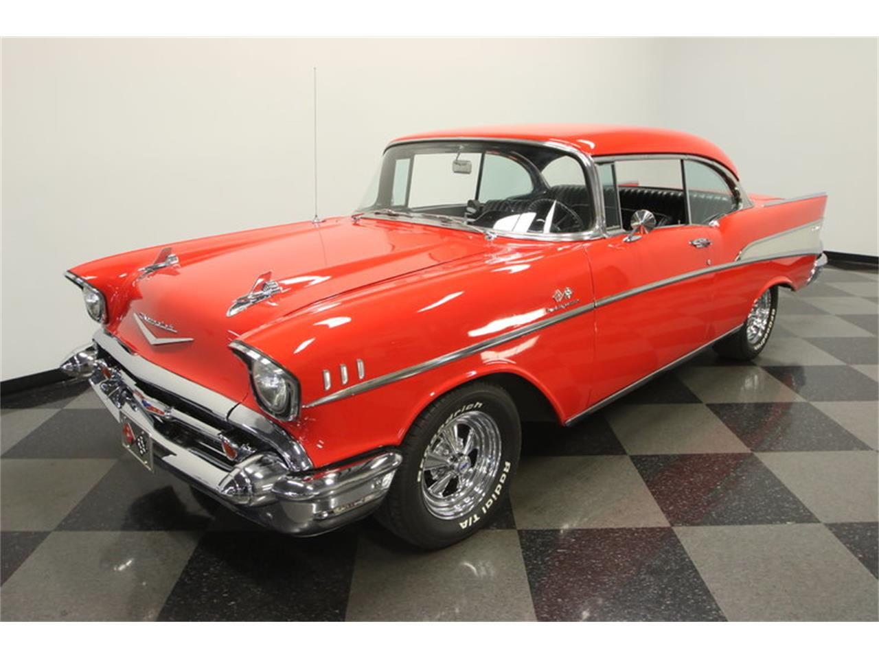 Large Picture of '57 Bel Air - LC4N
