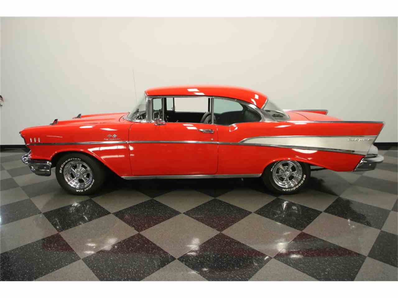 Large Picture of Classic 1957 Chevrolet Bel Air - LC4N