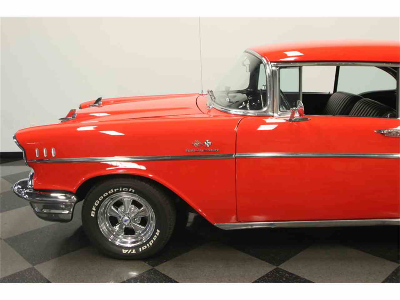 Large Picture of Classic '57 Chevrolet Bel Air - $45,995.00 Offered by Streetside Classics - Tampa - LC4N
