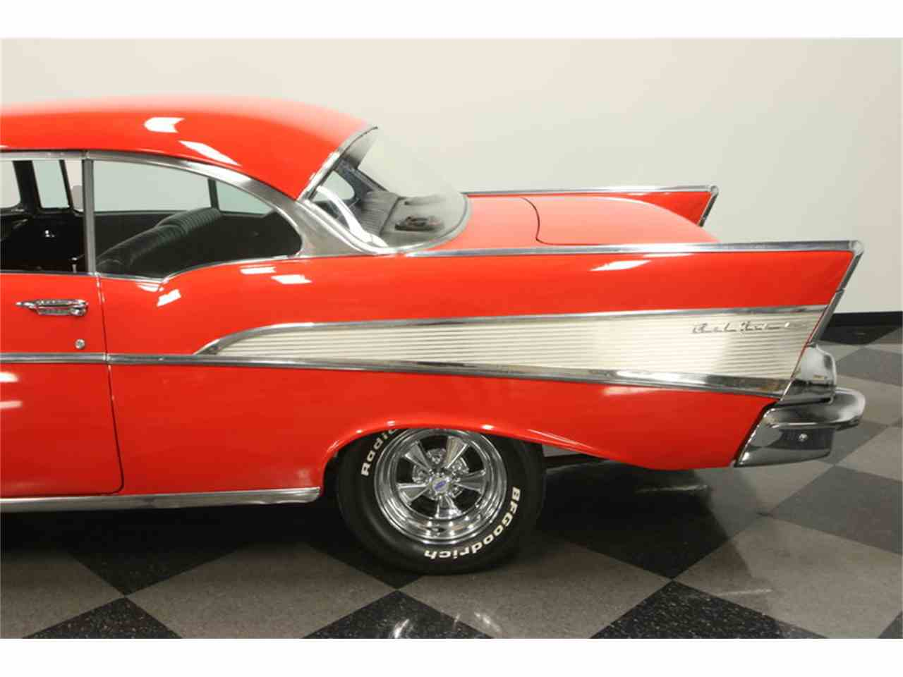 Large Picture of '57 Chevrolet Bel Air located in Lutz Florida - $45,995.00 - LC4N