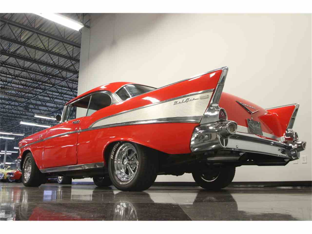 Large Picture of Classic 1957 Chevrolet Bel Air Offered by Streetside Classics - Tampa - LC4N