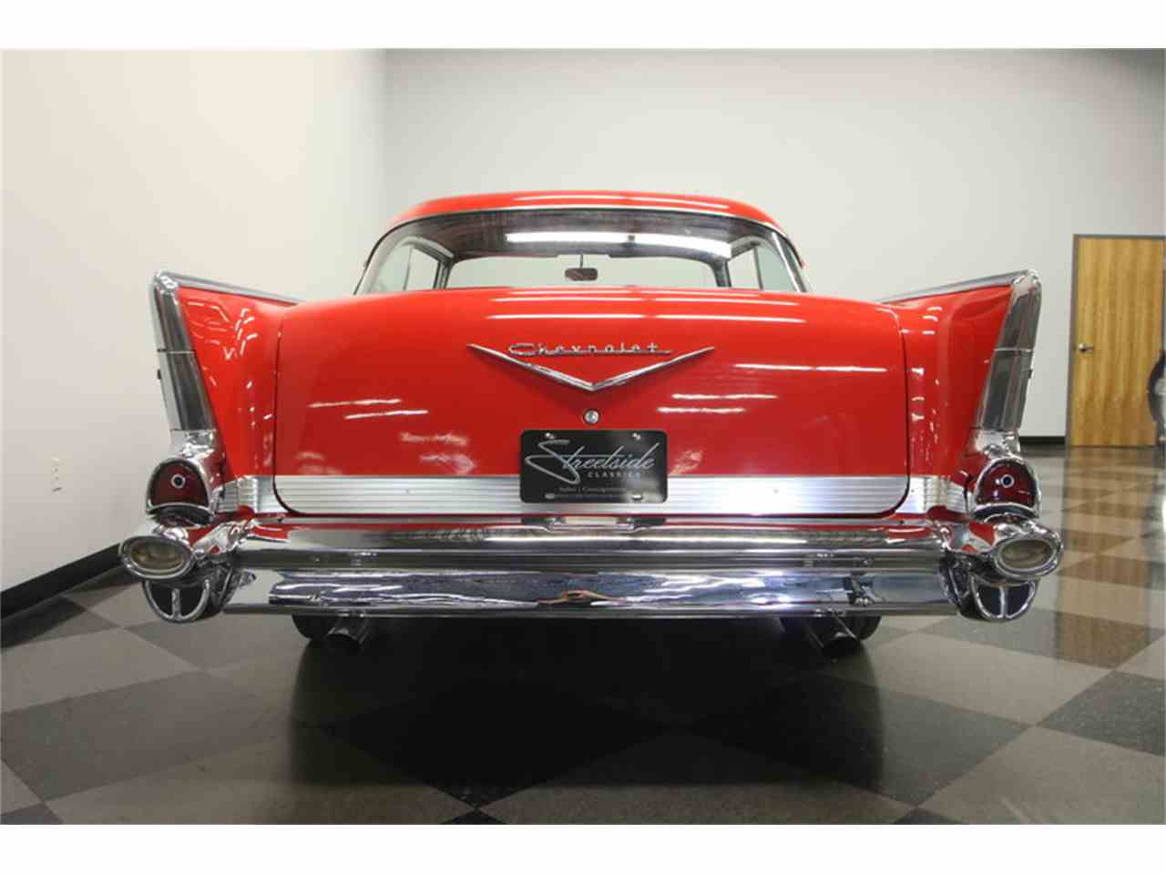 Large Picture of 1957 Bel Air - LC4N