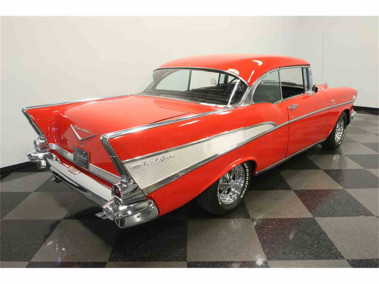 Large Picture of Classic 1957 Chevrolet Bel Air located in Lutz Florida - $45,995.00 - LC4N