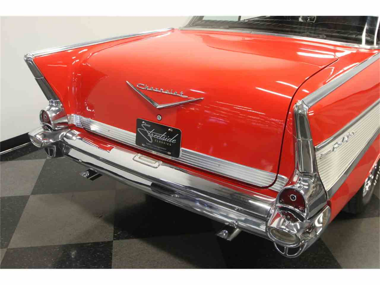 Large Picture of '57 Bel Air Offered by Streetside Classics - Tampa - LC4N
