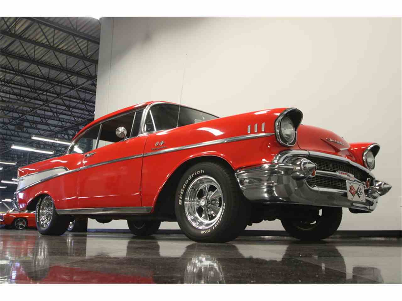 Large Picture of 1957 Bel Air - $45,995.00 Offered by Streetside Classics - Tampa - LC4N