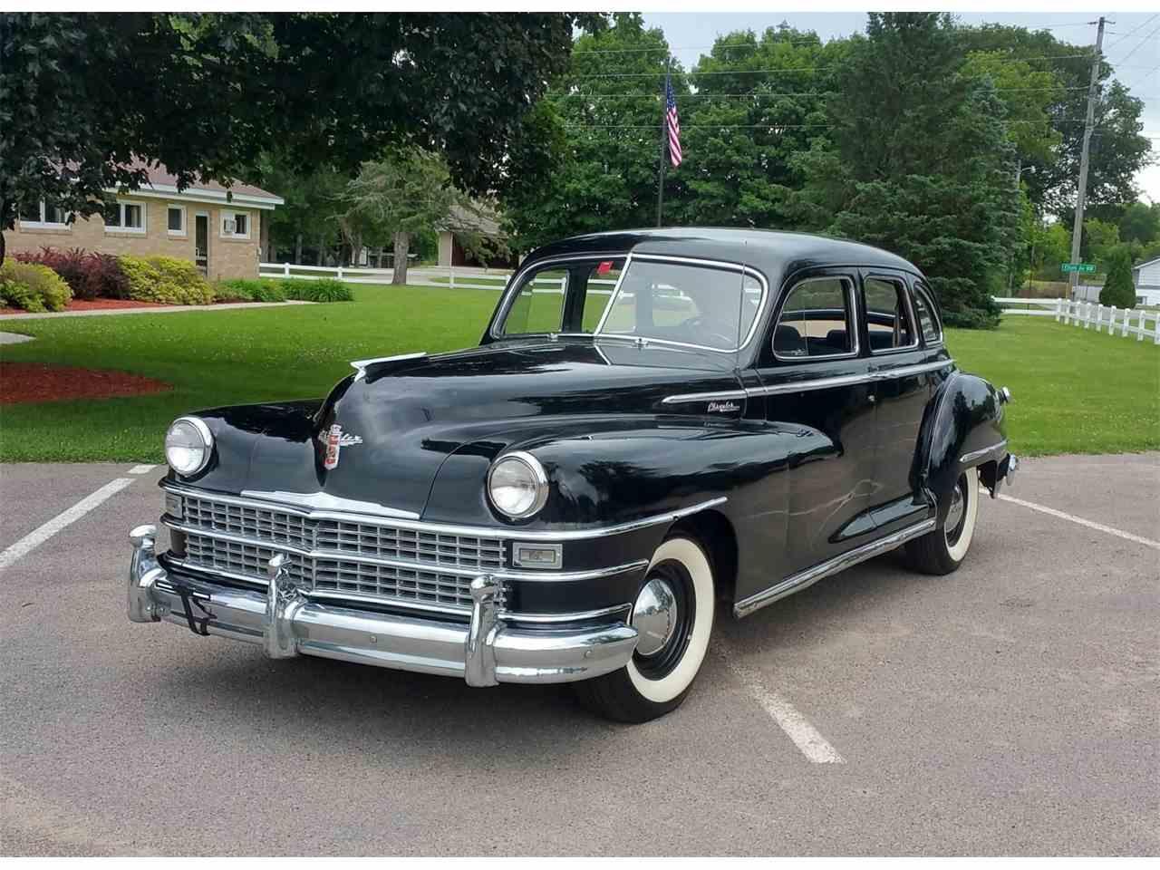 1948 Chrysler Windsor For Sale Classiccars Com Cc 995500