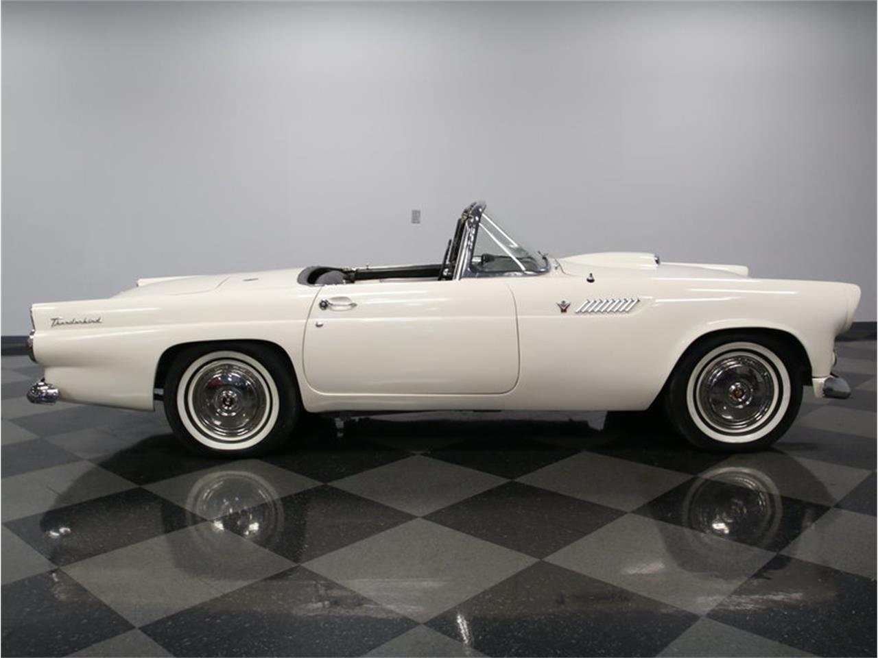Large Picture of '55 Thunderbird - LC55