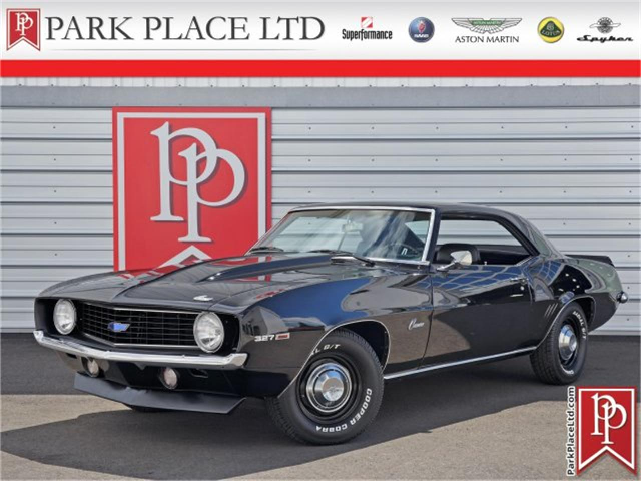 Large Picture of Classic 1969 Camaro located in Washington Auction Vehicle Offered by Park Place Ltd - LC5A