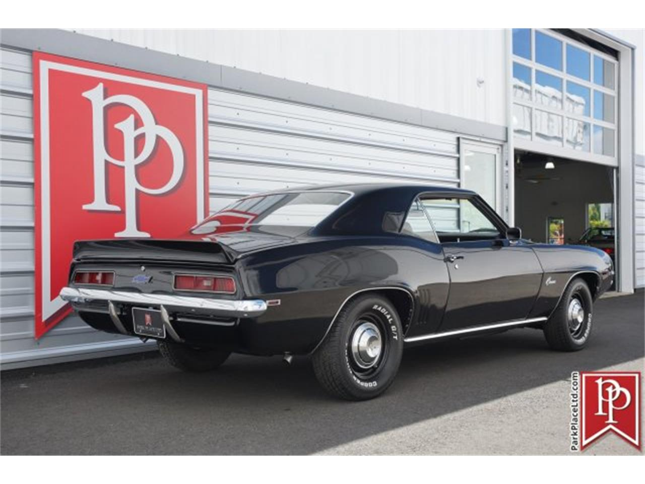 Large Picture of '69 Chevrolet Camaro located in Washington Offered by Park Place Ltd - LC5A