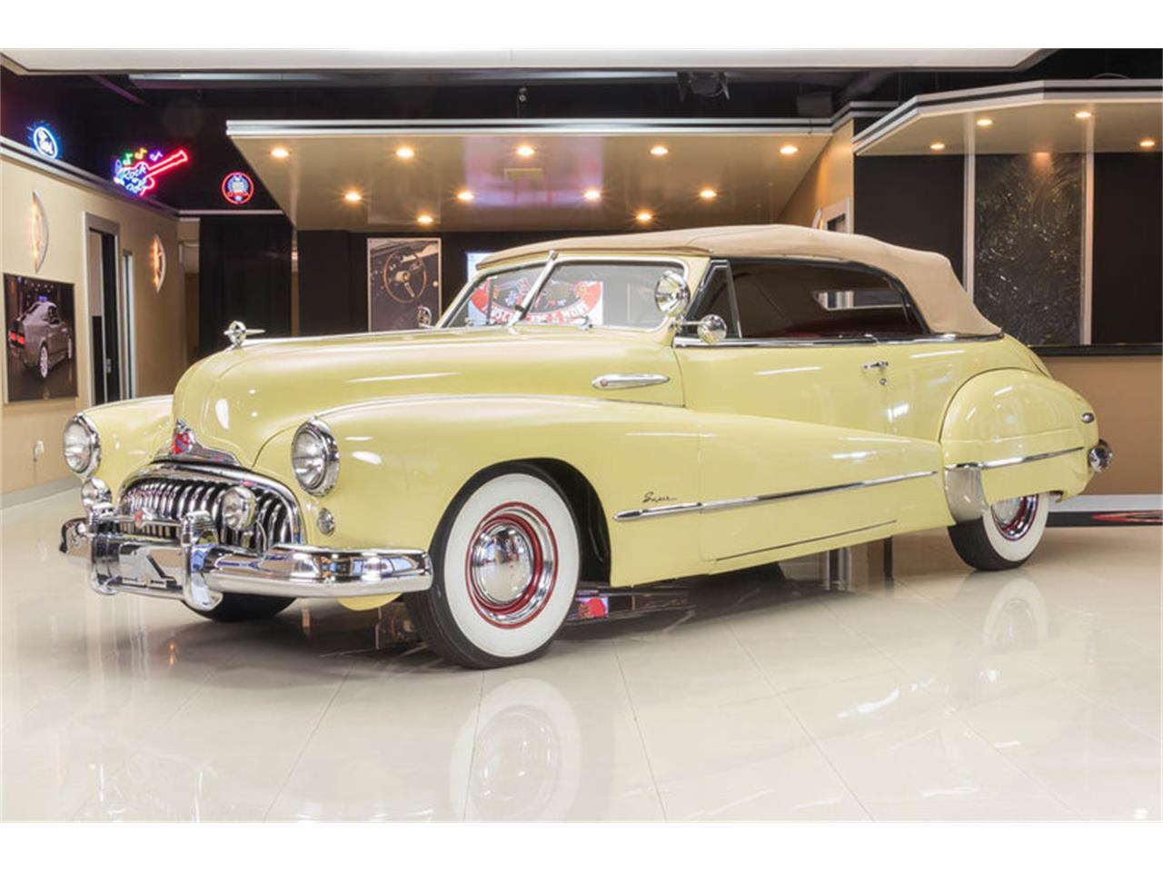Large Picture of Classic 1948 Buick Super located in Plymouth Michigan - $72,900.00 - LC5K