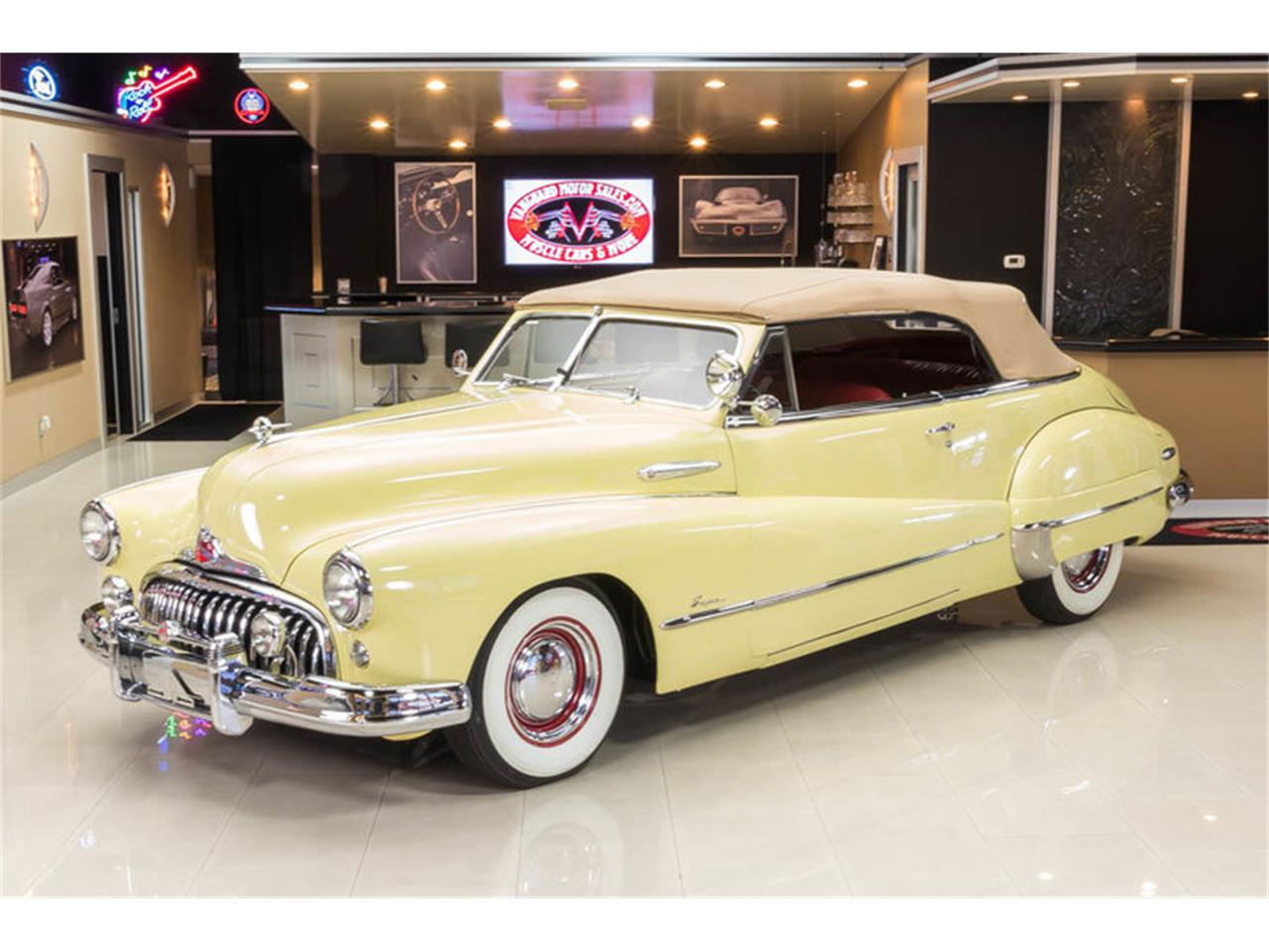 Large Picture of '48 Buick Super located in Michigan Offered by Vanguard Motor Sales - LC5K