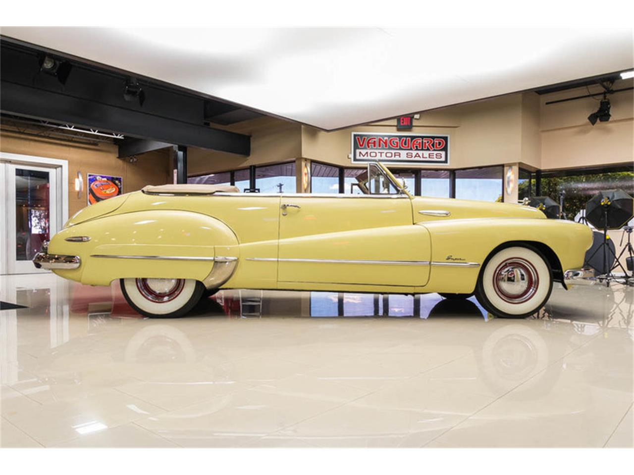 Large Picture of Classic 1948 Buick Super Offered by Vanguard Motor Sales - LC5K