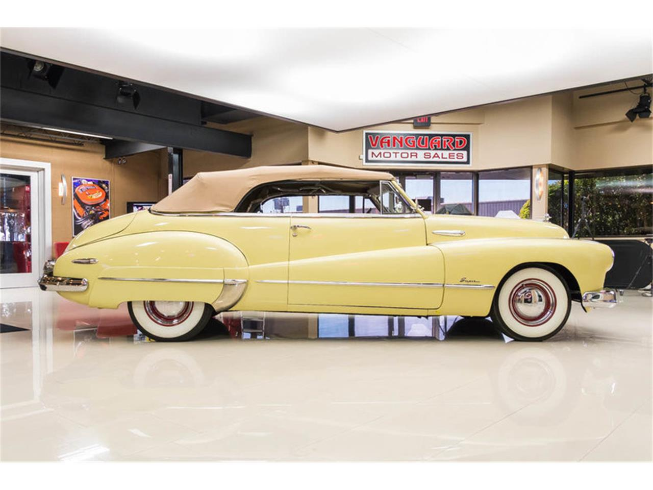 Large Picture of Classic '48 Buick Super located in Michigan - LC5K