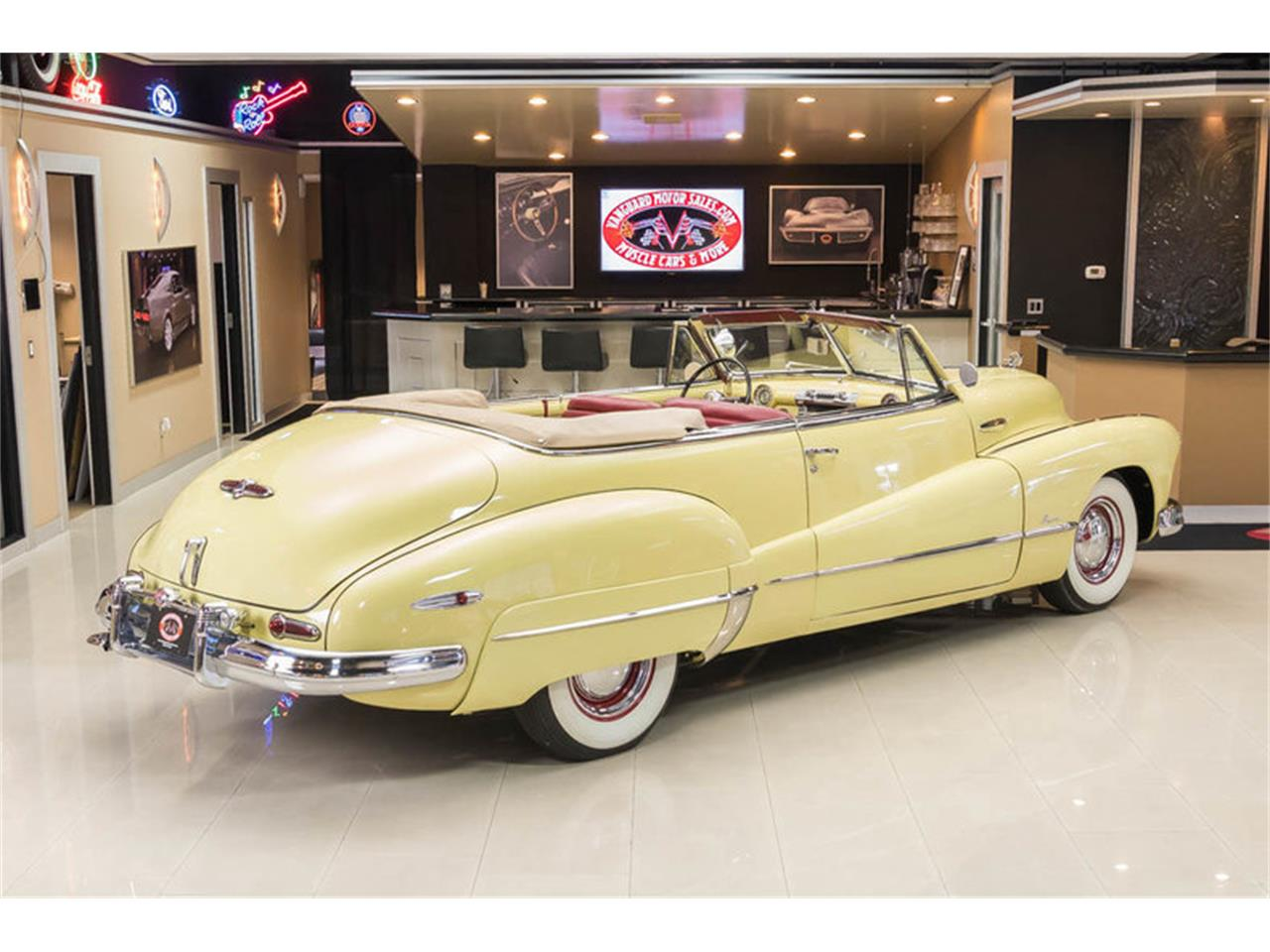Large Picture of '48 Super located in Michigan Offered by Vanguard Motor Sales - LC5K