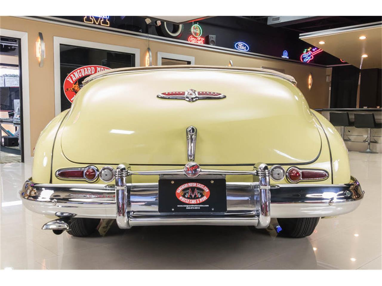 Large Picture of Classic '48 Super located in Michigan Offered by Vanguard Motor Sales - LC5K
