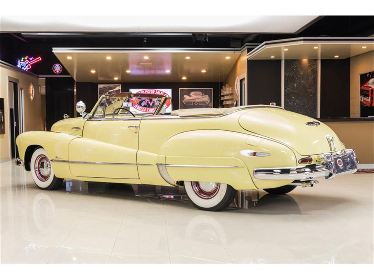 Large Picture of '48 Buick Super located in Michigan - $72,900.00 Offered by Vanguard Motor Sales - LC5K