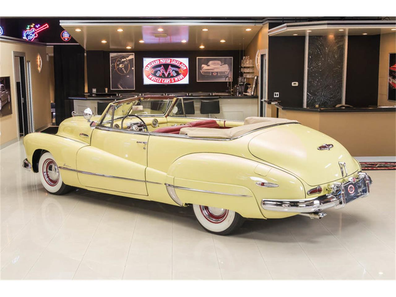 Large Picture of Classic 1948 Super located in Michigan - LC5K