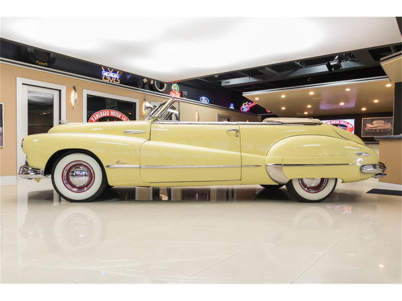 Large Picture of Classic 1948 Buick Super located in Michigan - LC5K