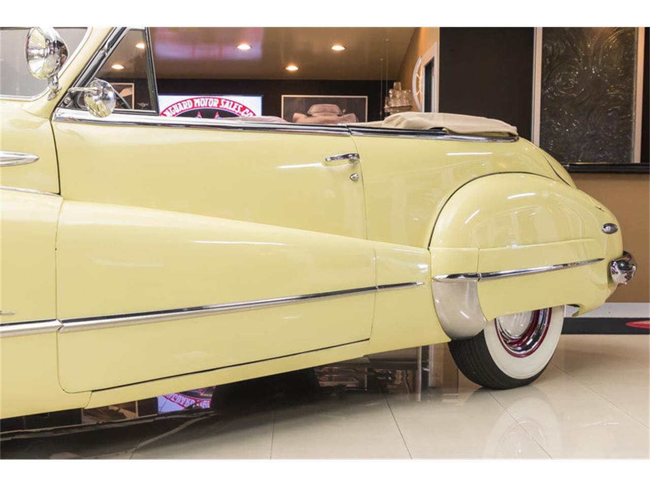 Large Picture of Classic '48 Super Offered by Vanguard Motor Sales - LC5K