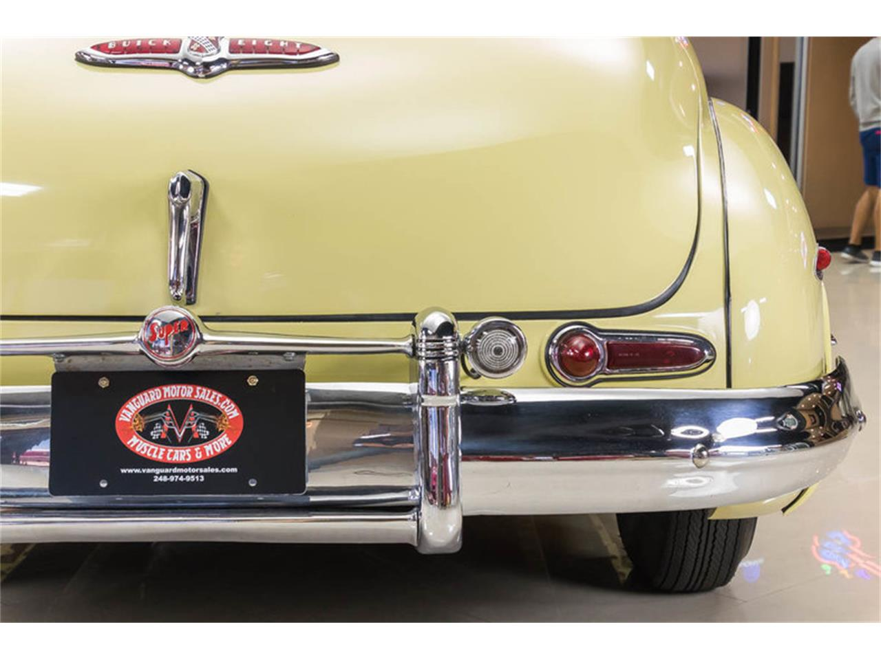 Large Picture of Classic '48 Buick Super located in Michigan - $72,900.00 - LC5K